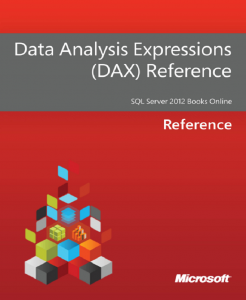 DAX Reference