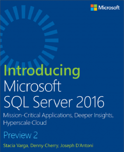 Introducing Microsoft SQL Server